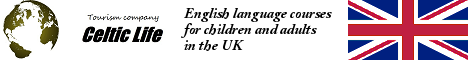 English language courses for children and adults in the UK